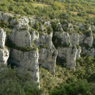 Gorge d'Oppedette